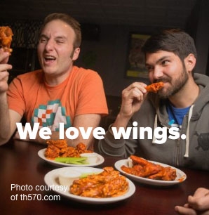 We Love Wings